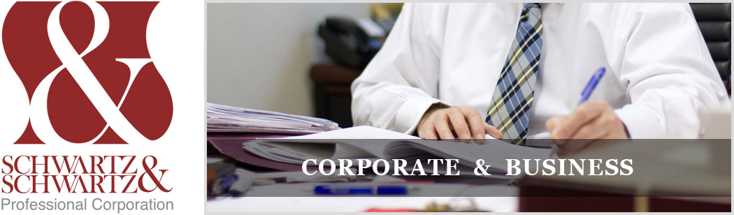 Corporate & Business Law